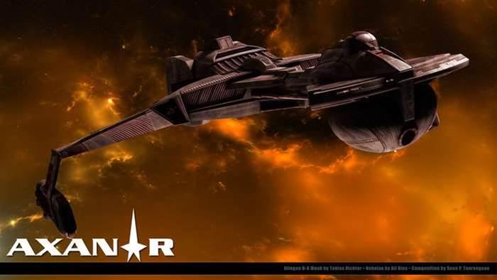 Star Trek: Axanar's Kickstarter is live
