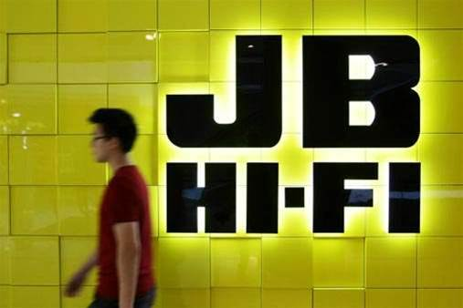 JB Hi-Fi concedes most reputable company title