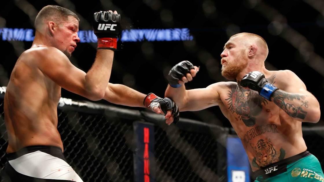 No McGregor-Diaz III for me, says Aussie UFC star