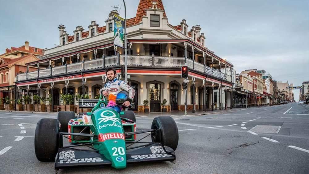 Adelaide's F1 retrofest