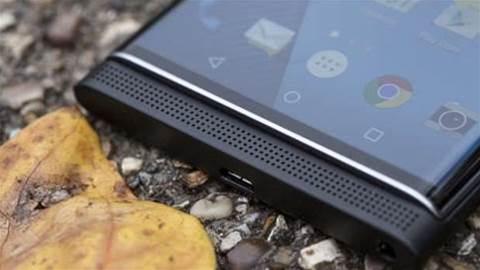 BlackBerry sues Australian online retailer over imported knock-off goods