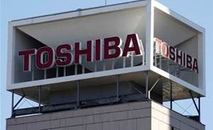 Foxconn says Apple, Dell join bid for Toshiba chip business