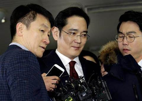 Prosecutors seek 12-year jail term for Samsung boss