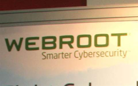 Webroot false positive blocks Windows files