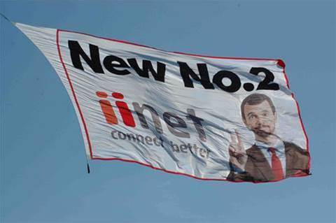 iiNet customer base bounces back