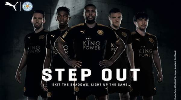 Leicester City release new black & gold away kit