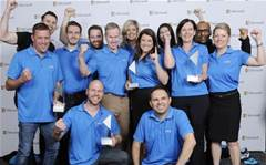 Microsoft reveals finalists for revamped Australian partner awards