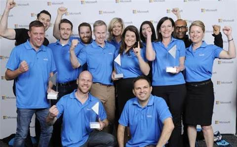 Microsoft reveals 2017 finalists for revamped Australian partner awards
