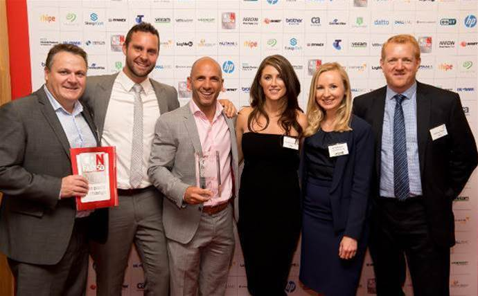 Why you should enter the CRN Fast50 this year