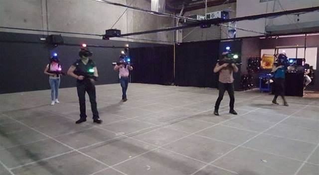 VR experience Zero Latency opens up new Brisbane facility