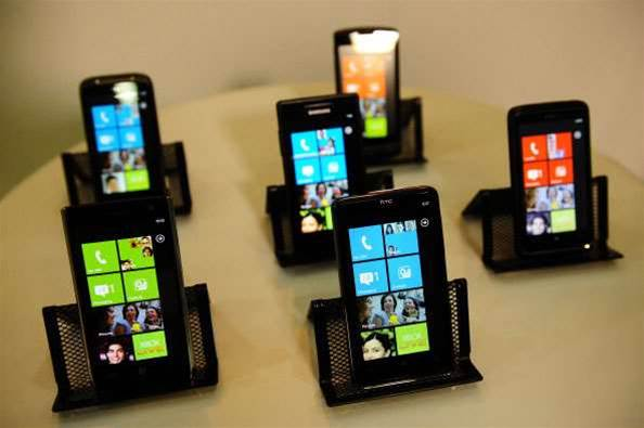 """Windows Phone """"Mango"""" update due in two weeks"""