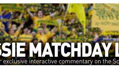 Socceroos: Australia v Wales - LIVE