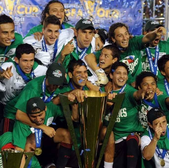Mexico Win Gold Cup Classic