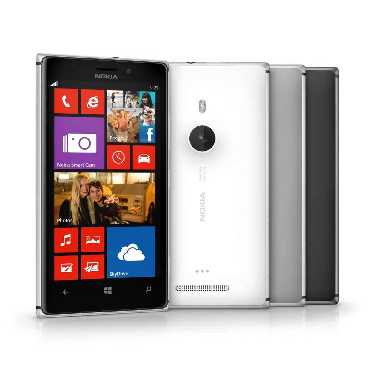 Nokia Lumia 925 now available in stores and for pre-order from Optus