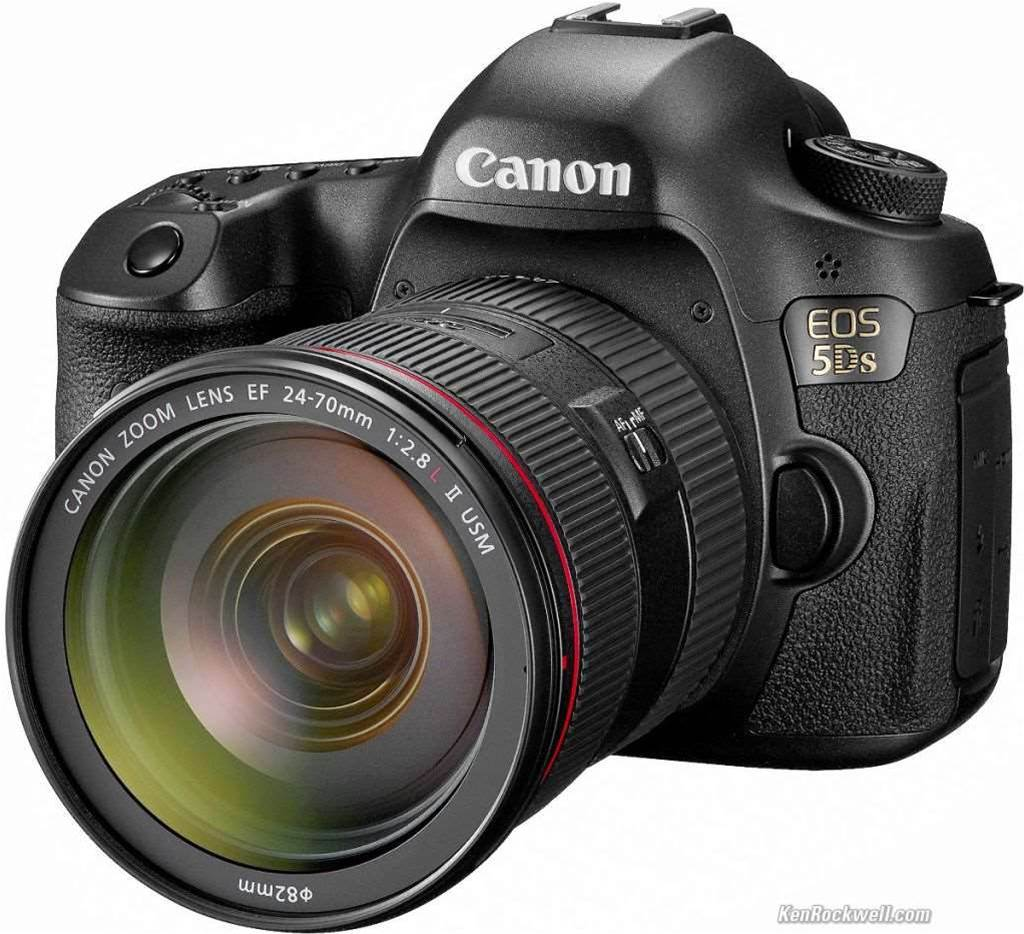 One Minute Review: Canon 5Ds