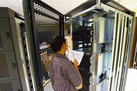 Photos: UWA installs Fornax supercomputer