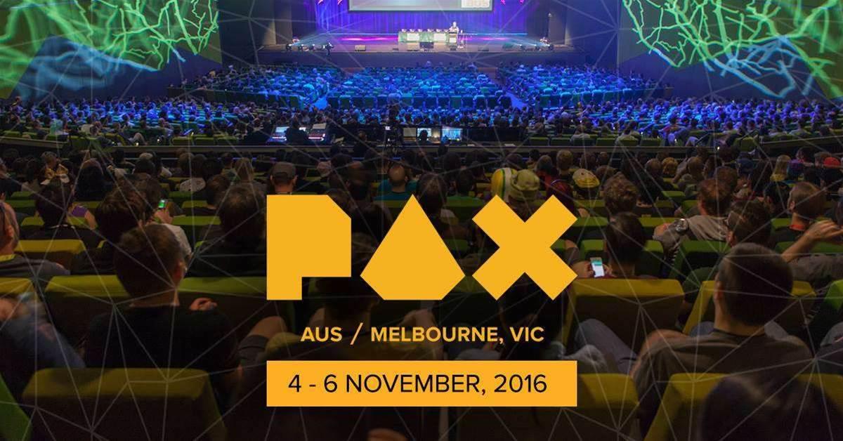 PAX Australia gets a 2016 date