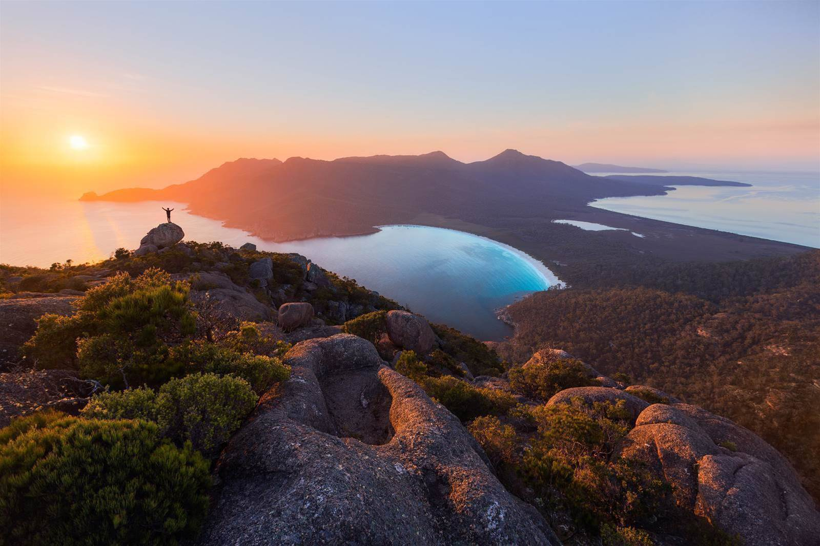 Win a MTB trip to Tasmania with Mark Webber