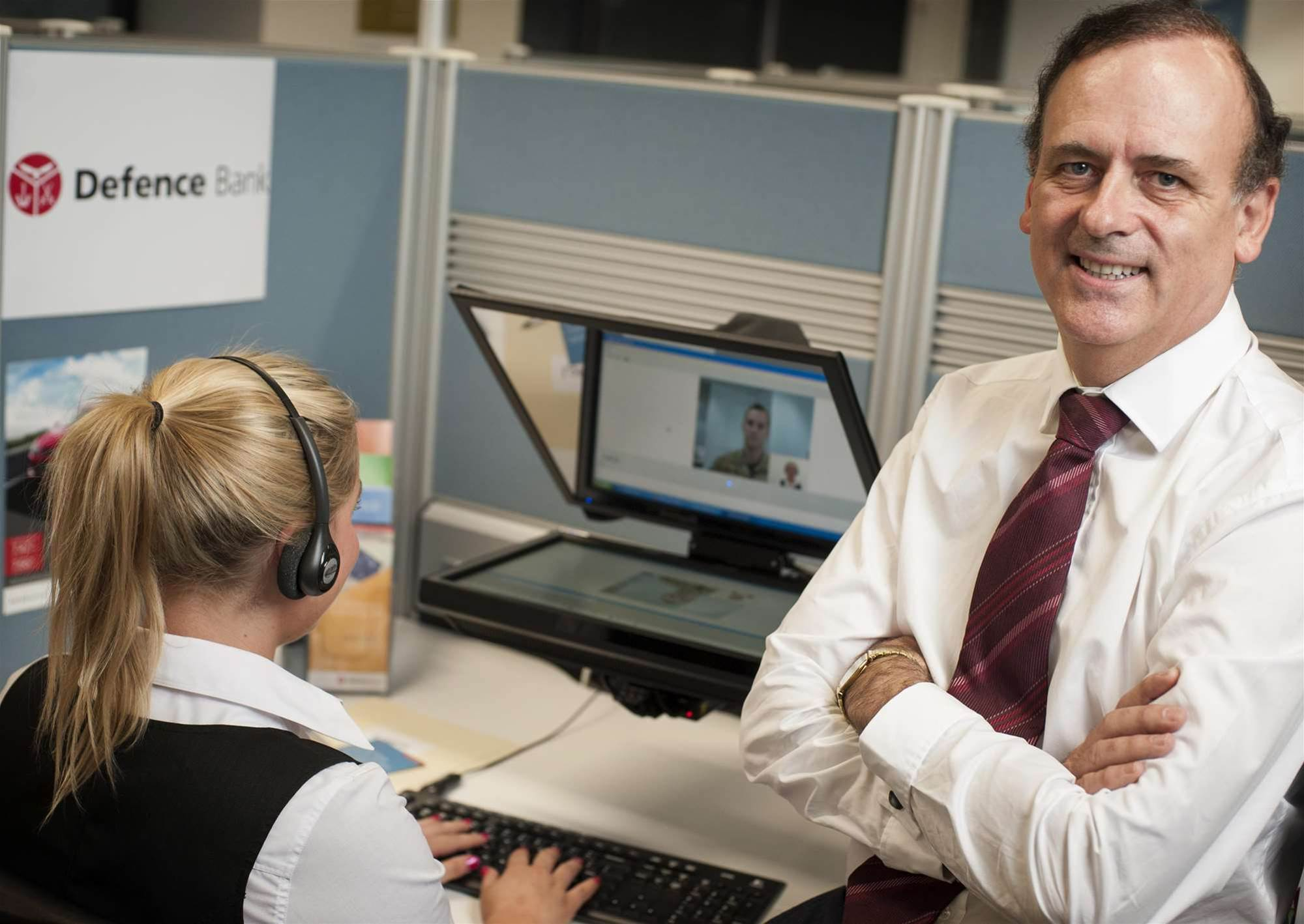 Defence Bank launches video banking service