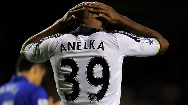 Anelka to Make Shanghai Switch
