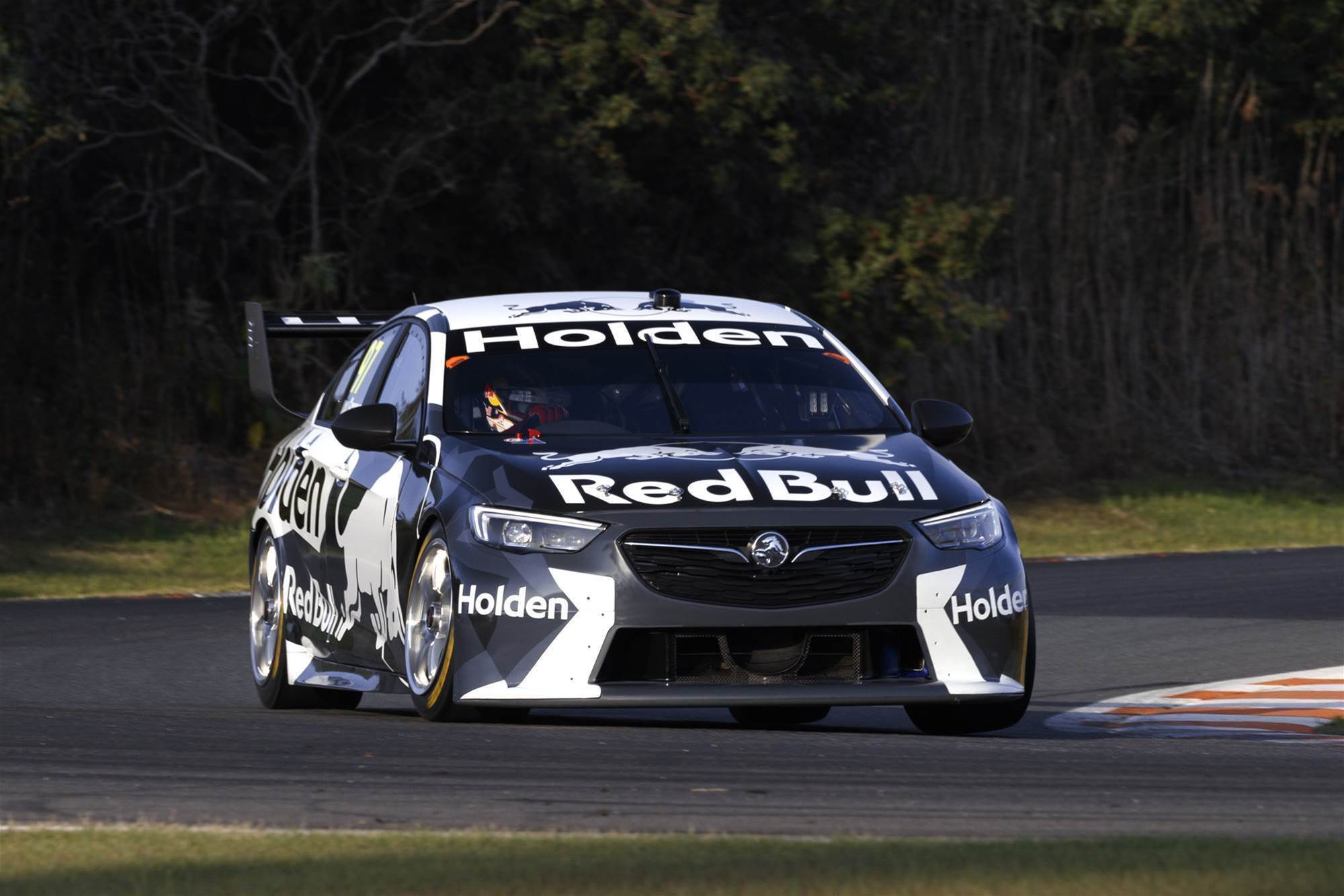 Holden shows off 2018 Supercars racer