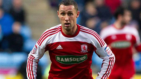 Boro's McDonald Could Return Early