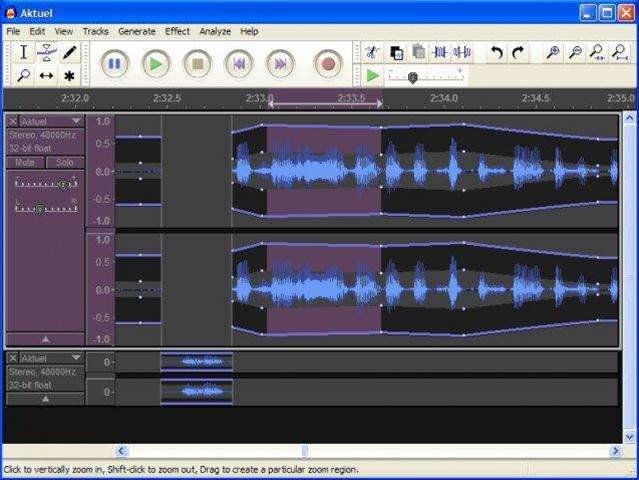 DarkAudacity gives Audacity's classic audio editor a UI update