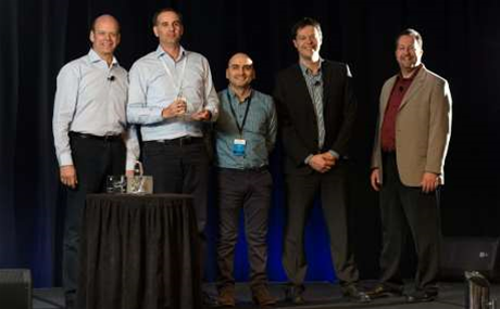 IT Logic named GFI Max Partner of the Year