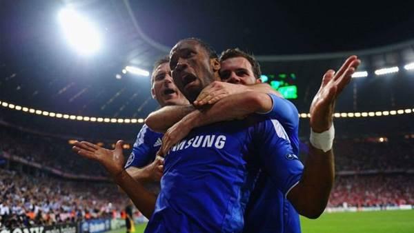 Drogba Lauds Chelsea Spirit