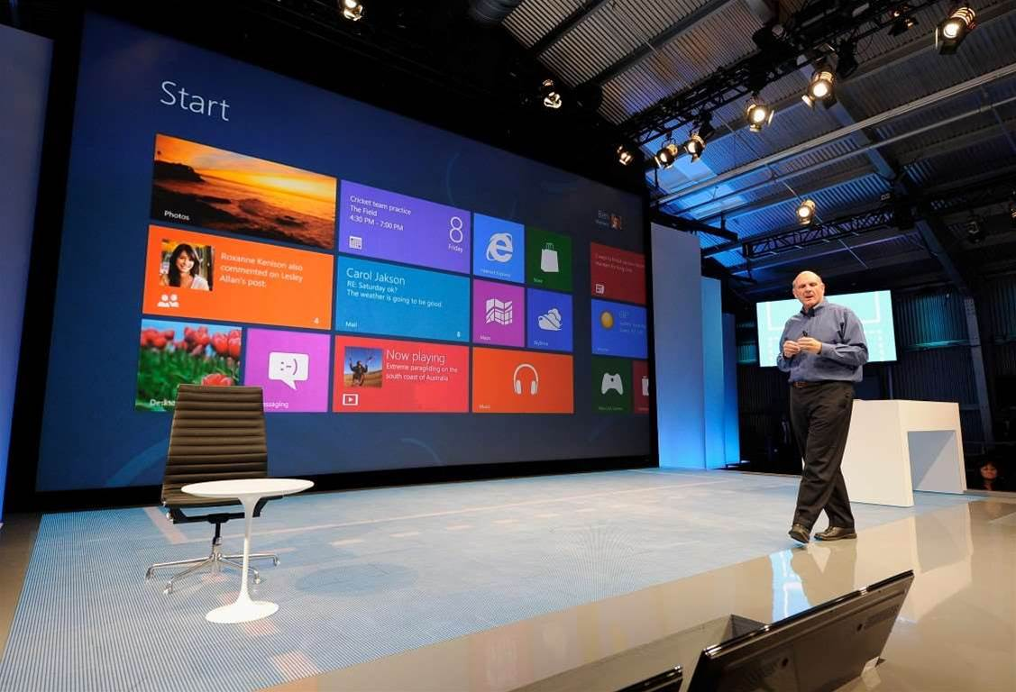 Microsoft launches own brand of tablets