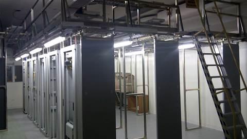 Inside an NBN fibre access node