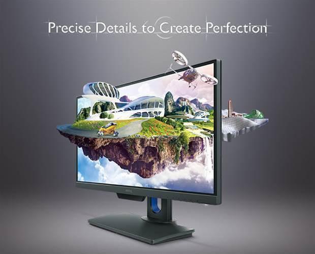 BenQ announces new PD2500Q WQHD IPS designer monitor