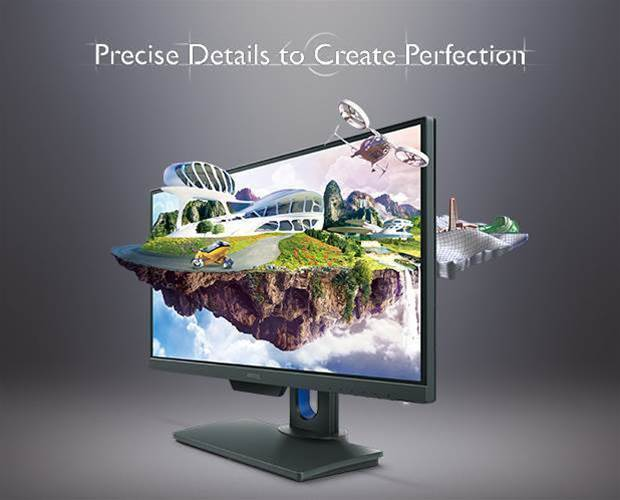 BenQ announces new PD2500Q WQHD IPS designer monitor