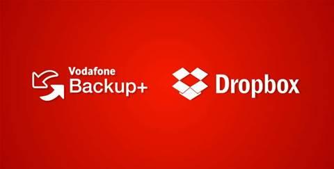 Dropbox joins the Vodafone Ready Business app catalog