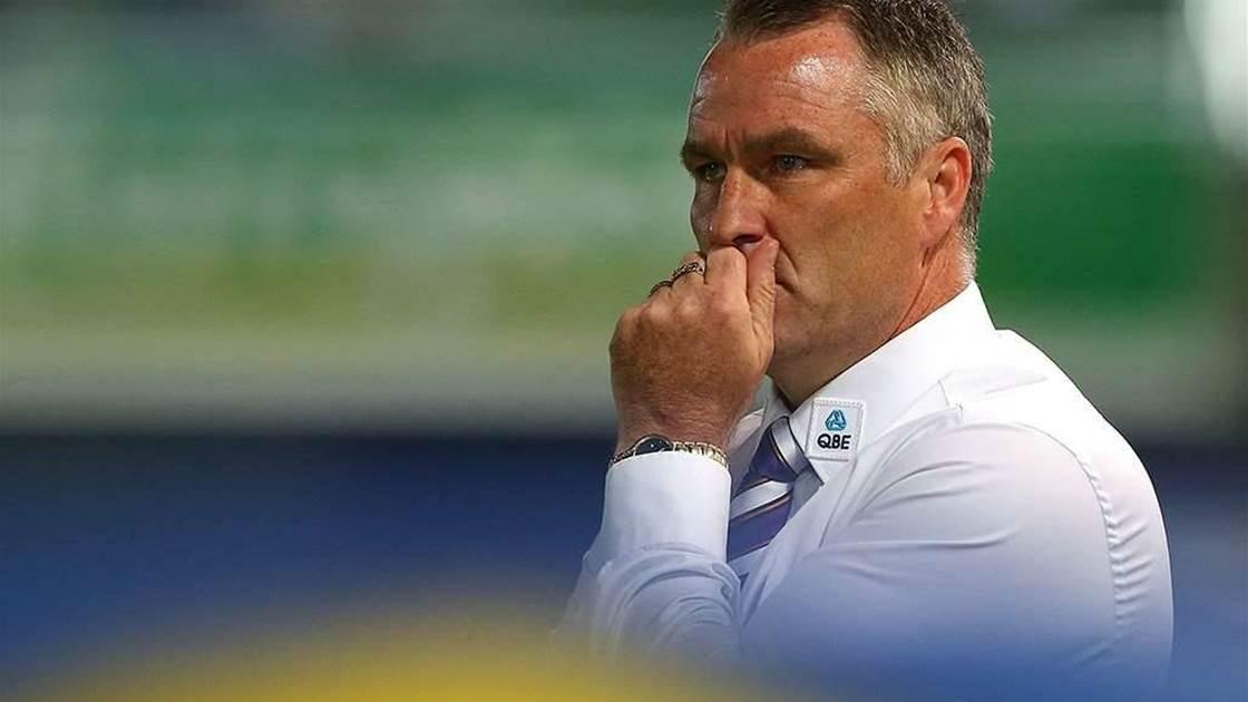 Perth Boss Fergie Hails Adelaide Fans
