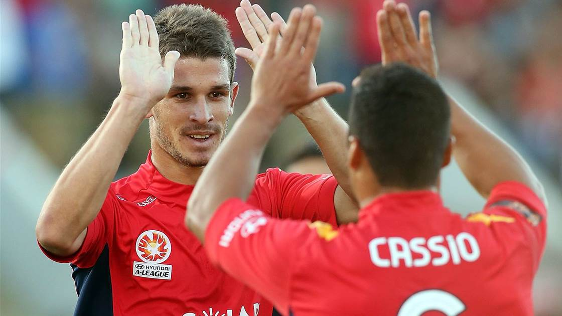 Adelaide seals Red Centre deal