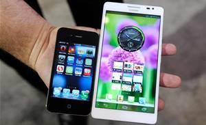 CES wrap-up: Five tech trends for 2013