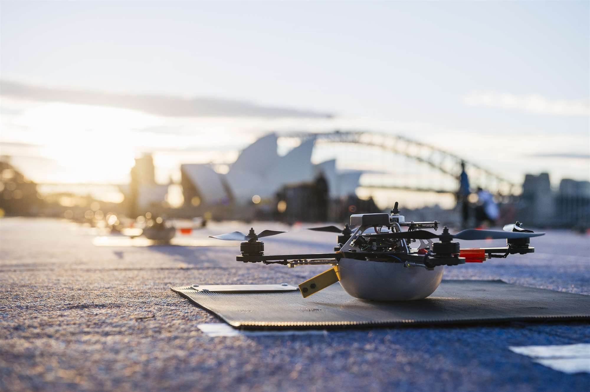 New designs, mobile tech driving drone innovation