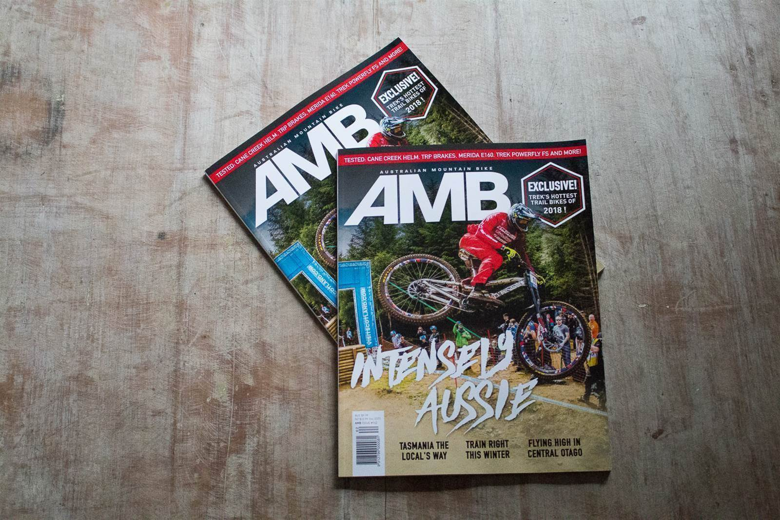 Take a look through AMB Issue #162