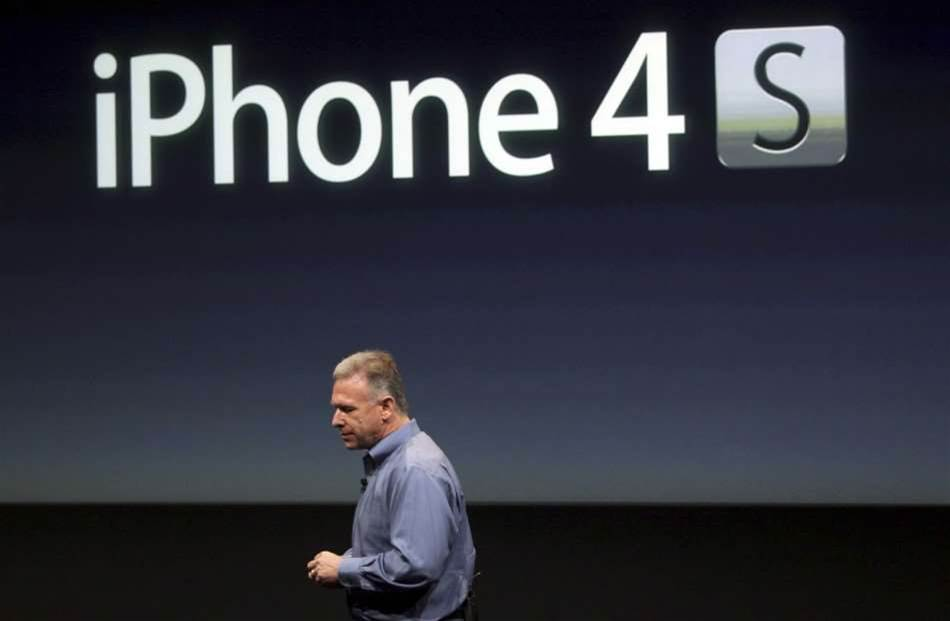 The new Apple iPhone is here – and it's not the iPhone 5
