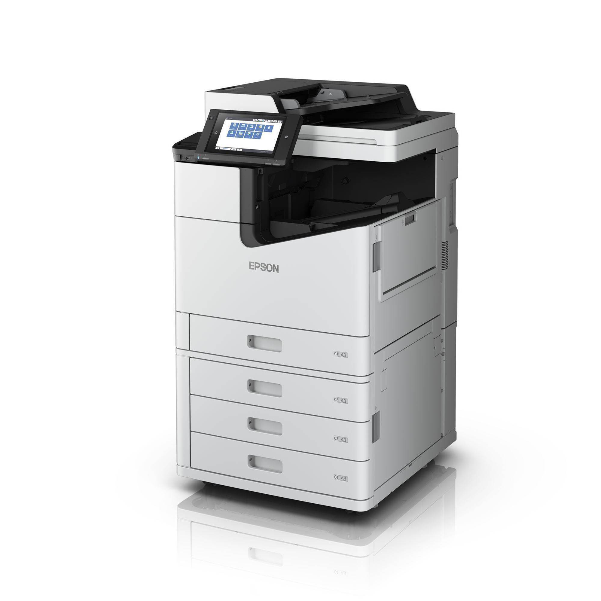 Epson unveils 100ppm enterprise colour printer