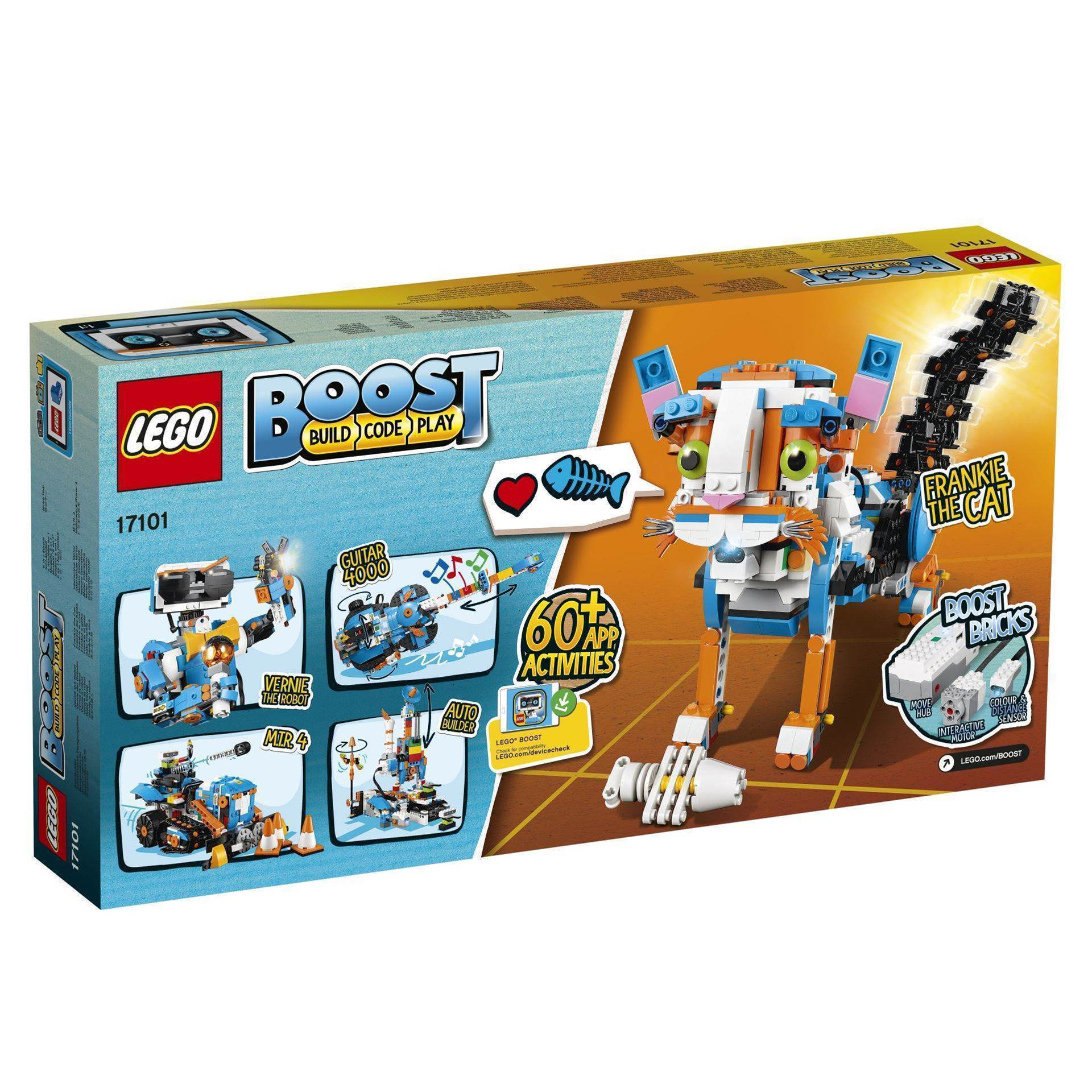Lego Boost coding set launches in Australia