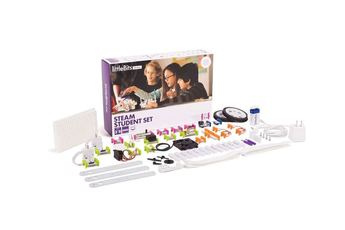 littleBits announces maker kit for students