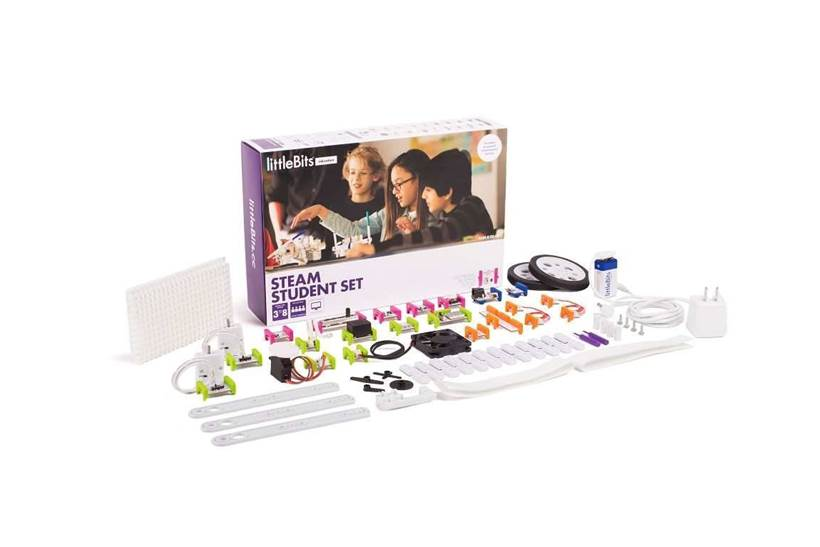 littleBits announces maker kit for students
