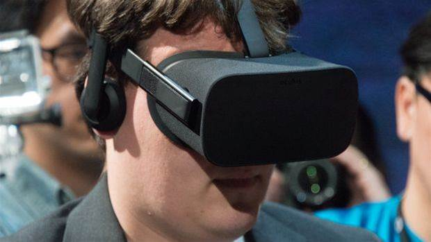 Oculus founder Palmer Luckey leaves Facebook