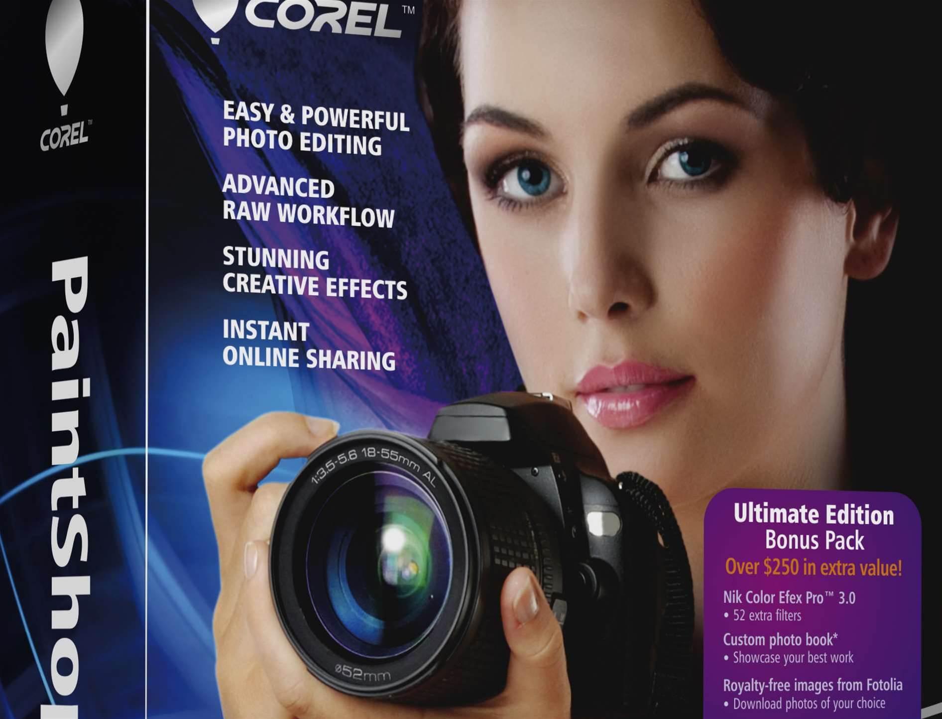 Corel PaintShop Pro X4 review