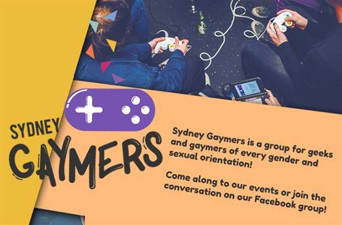 Be a part of Sydney Gaymers' Secret Rainbow Level showcase!