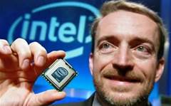 Bad reaction to Intel's big capital spend
