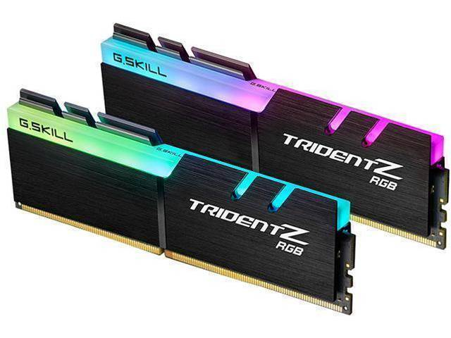 One Minute Review: G.Skill Trident Z RGB 32GB DDR4-3200