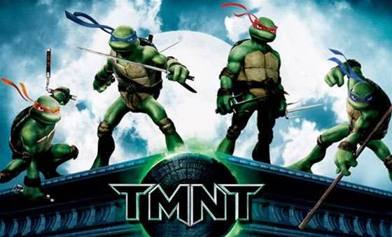 New Teenage Mutant Ninja Turtles game leaked